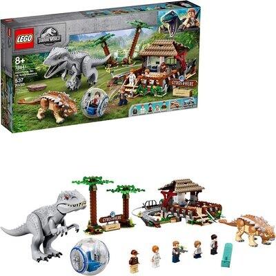 Lego 75941 Jurassic Indominus Rex vs Ankylosaurus