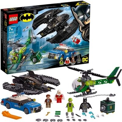 Lego 76120 Batman Batwing and The Riddle Heist