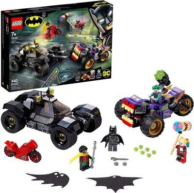 Lego 76159 Joker's Trike Chase