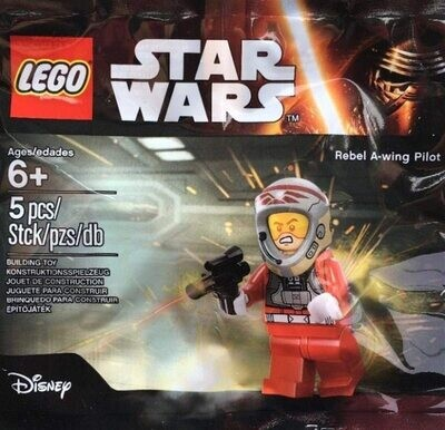 Lego Rebel A-wing Pilot Polybag