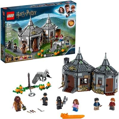 Lego 75947 Hagrid's Hut Buckbeak's Rescue