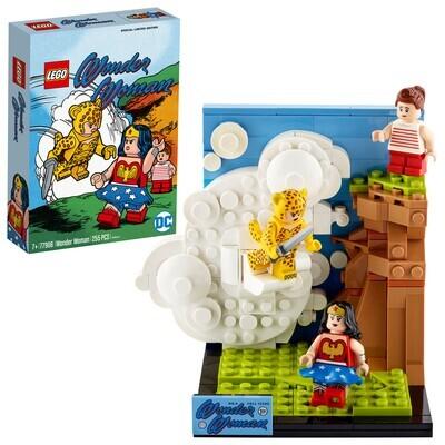 Lego 77906 Wonder Woman Exclusive