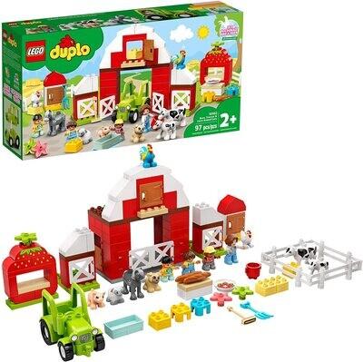 Lego Duplo 10952 Barn, Tractor, & Farm Care