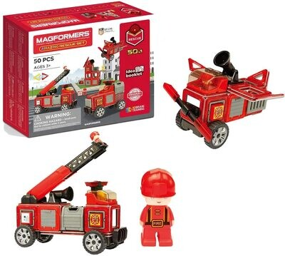 Magformers Amazing Rescue Set