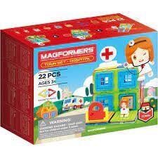 Magformers Hospital Set