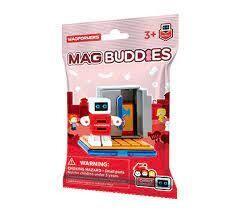 Magformers Magbuddies Minibot