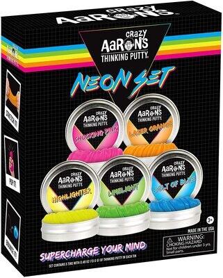 Crazy Aaron's Neon Gift Set
