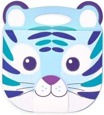 Carry Along Sketchbook - Tiger