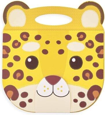 Carry Along Sketchbook - Leopard
