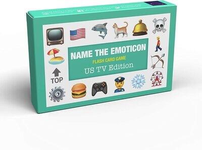 Name the emoji US TV edition