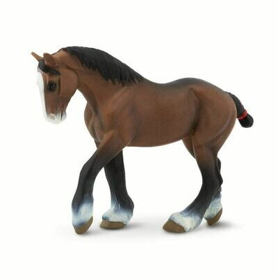 151205 Clydesdale Mare