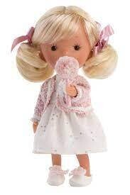 """Llorens 52602 Miss Lilly Queen 10.2"""" Doll"""