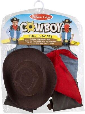 MD Cowboy Roll Play Set