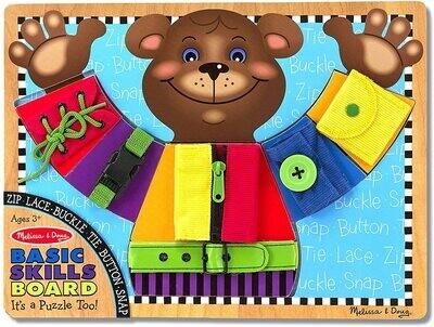 MD Basic Skills Board