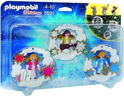 Playmobil 5591 Christmas Angel Ornaments