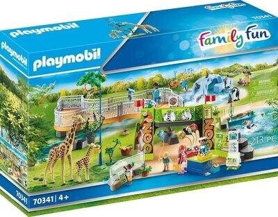 Playmobil 70341 Large City Zoo