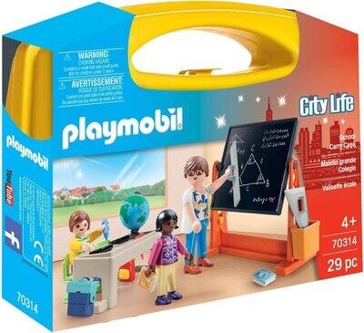 Playmobil 70314 School Carry Case