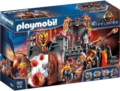Playmobil 70221 Burnham Raiders Fortress