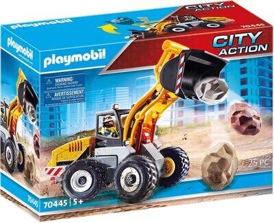 Playmobil 70445 Wheel Loader