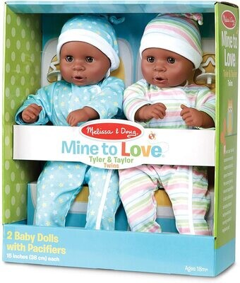 MD Mine to Love Twins Tyler & Taylor