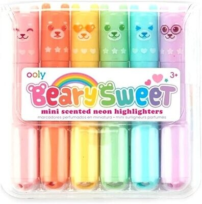 OolyBeary Sweet Mini Scented Highlighters