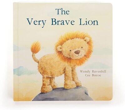 JC The Very Brave Lion Book