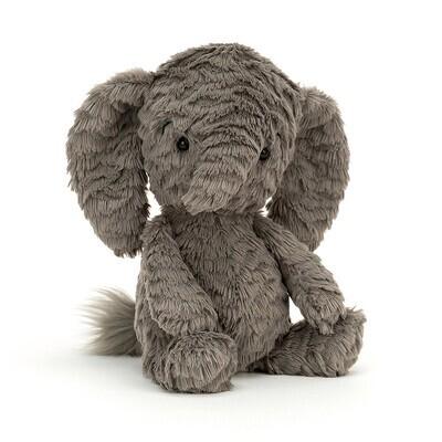 JC Squishu Elephant Large