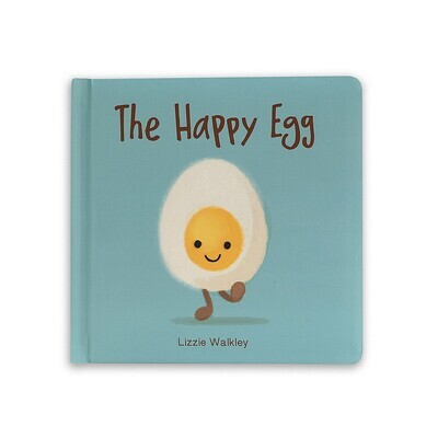 JC The Happy Egg Book