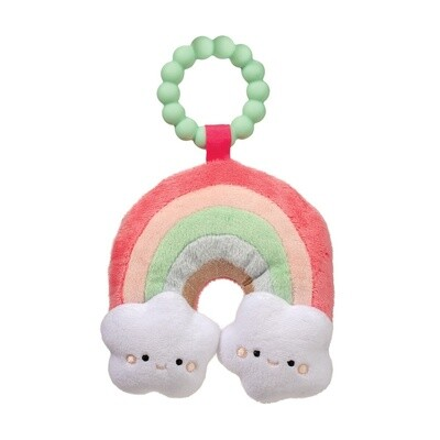 Lil Sshlumpie Rainbow Magic Teether