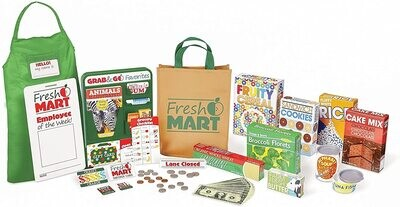 MD Fresh Mart Grocery Companion Collection