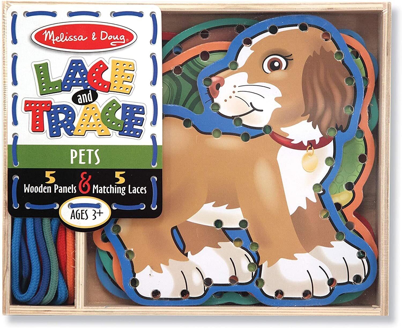 MD Lace & Trace Panels - Pets