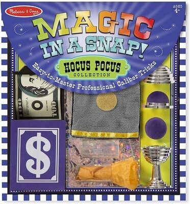 MD Magic in a Snap Hocus Pocus Collection