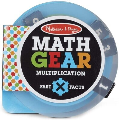 MD Math Gears Multiplication