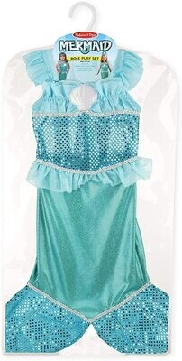 MD Mermaid Role Play Costume