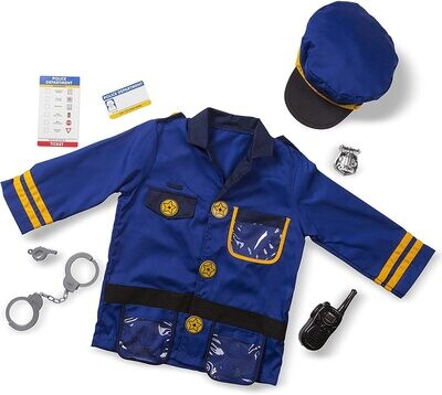 MD Police Officer Role Play Set
