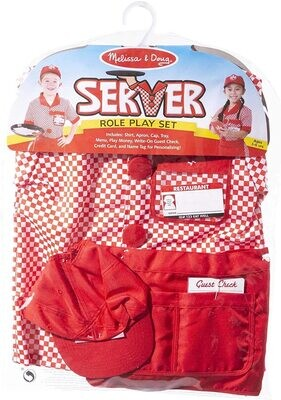 MD Server Role Play Costume Set