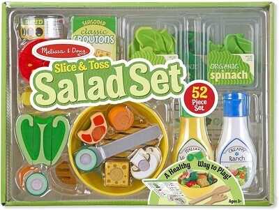 MD Slice & Toss Salad Set