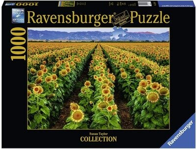 Ravensburger 15288 Fields of Gold Puzzle