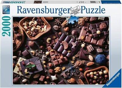 Ravensburger 16715 Chocolate Paradise Puzzle