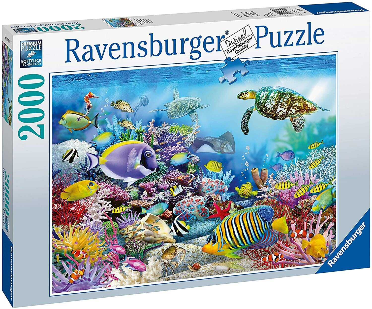 Ravensburger 16704 Coral Reef Majesty Puzzle