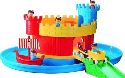 Viking Toys City Castle With Moat