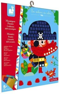 Janod Mosaics Pirates