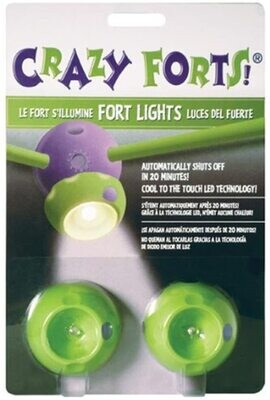Crazy Forts Lights (2 Pieces)