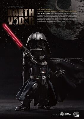 Egg Attack Darth Vader EAA-02 SDCC Exclusive