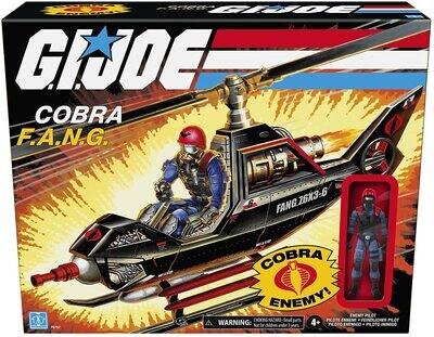G.I.Joe Retro Collection Cobra F.A.N.G