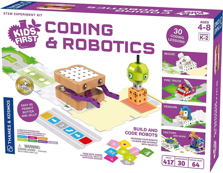 Kids First Coding & Robotics