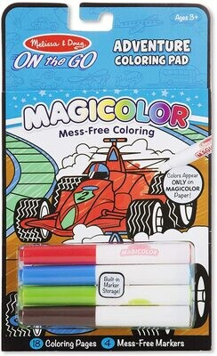 Magicolor Coloring Pad - Games and Adventure