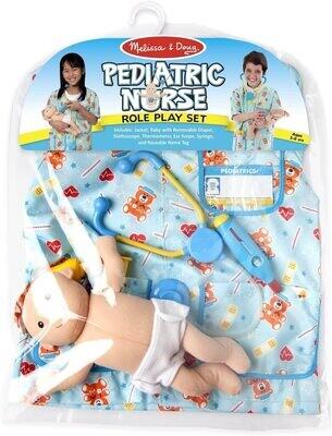 MD Pediatric Nurse Role Play Costume
