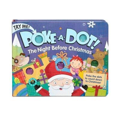 MD Poke A Dot Night Before Christmas