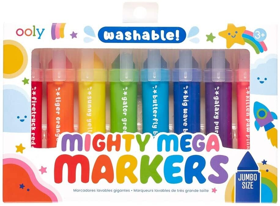 Mighty Mega Markers Set of 8